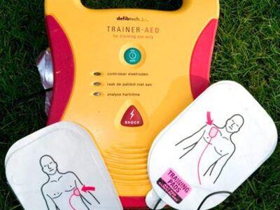 Reanimatie en AED Herhaling