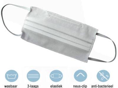 IIR mondmasker herbruikbaar/wasbaar