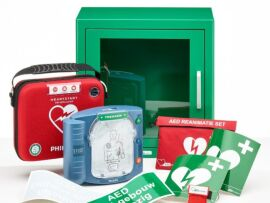 AED aanschaf of onderhoud nodig?